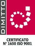 Certificato ISO Beteslot