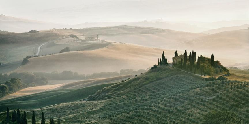 Belvedere of Tuscany